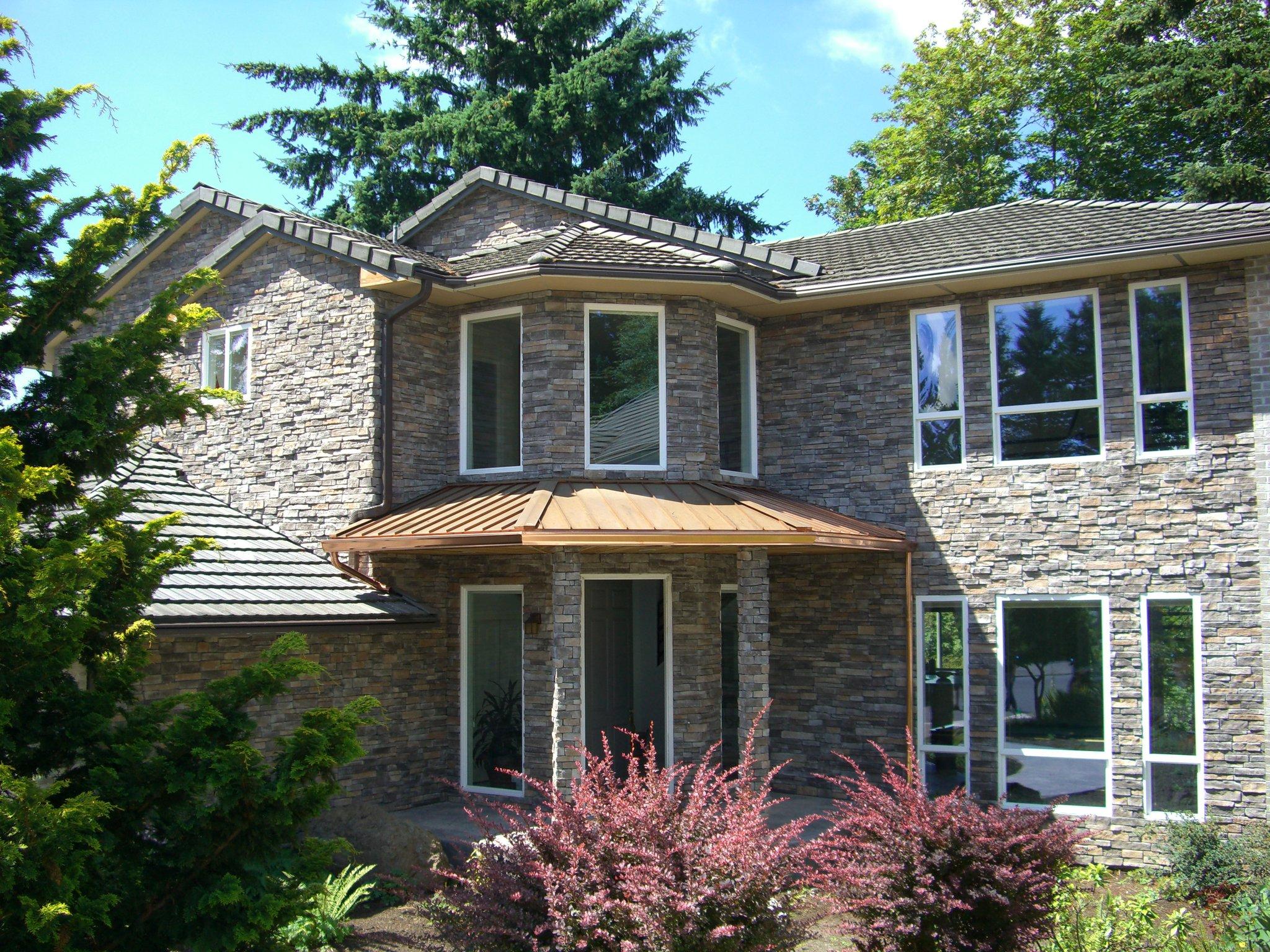 superior exterior systems stone siding contractors