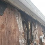 We are licensed Construction Defect specialists. This home with EIFS stucco in Camas had considerable rot problems.