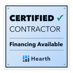 Superior Exterior systems - financing available through Hearth