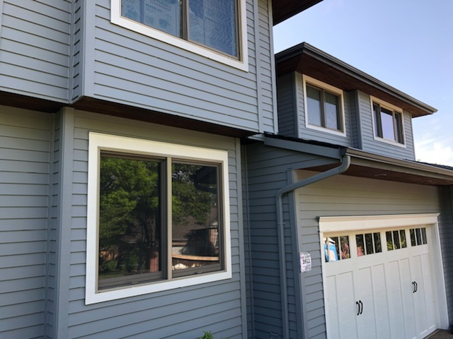 Cedar siding, superior exterior systems